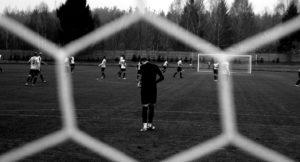 Futebol é saúde.