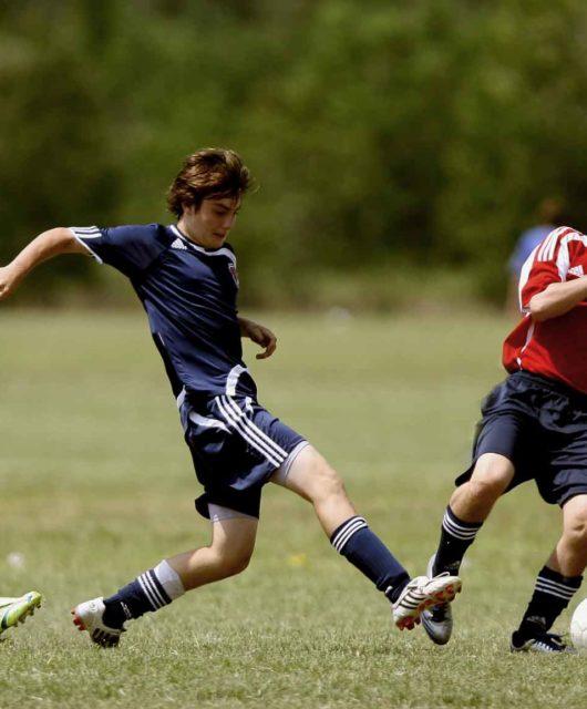 Jogar Futebol