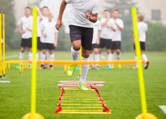 condicionamento físico no futebol