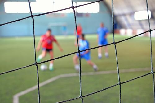 equílibrio no futebol