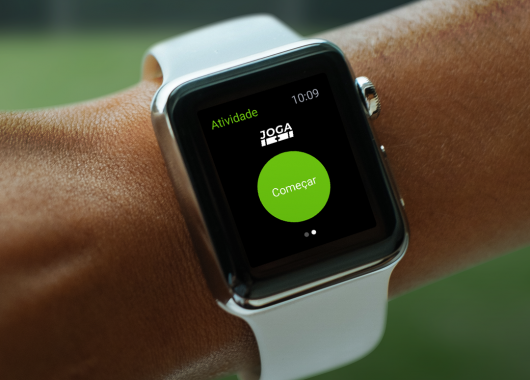 esportes para smartwatches