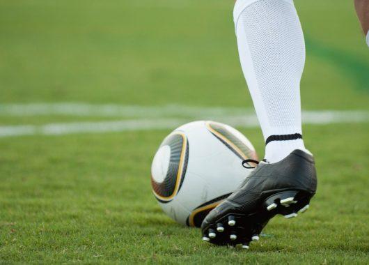 Como fazer gol de falta no futebol